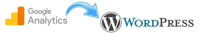 Google Analytics aan wordpress toevoegen zonder plugins