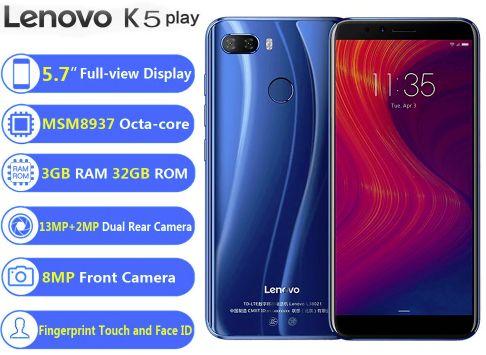 Lenovo K5 play overzicht