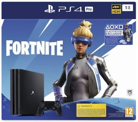 PlayStation 4 Pro 1 TB Fortnite Neo Versa Bundel
