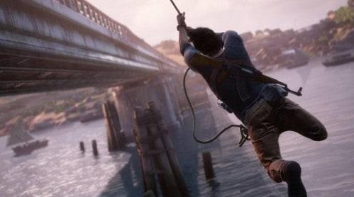 in de bundel: Uncharted, het verhaal