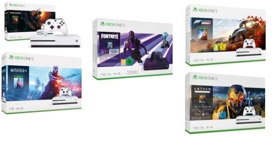 Xbox one S Bundel Aanbieding