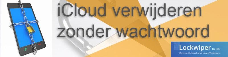 icloud verwijderen zonder wachtwoord - featured image