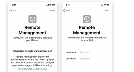 mdm verwijderen en omzeilen op iphone of ipad