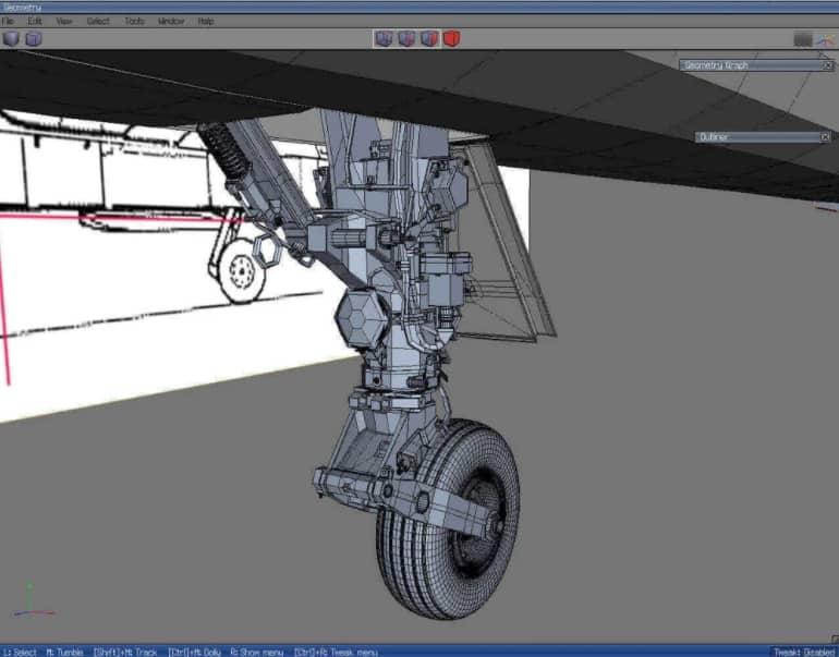 Wings 3D - gratis 3d modeleersoftware voor beginners